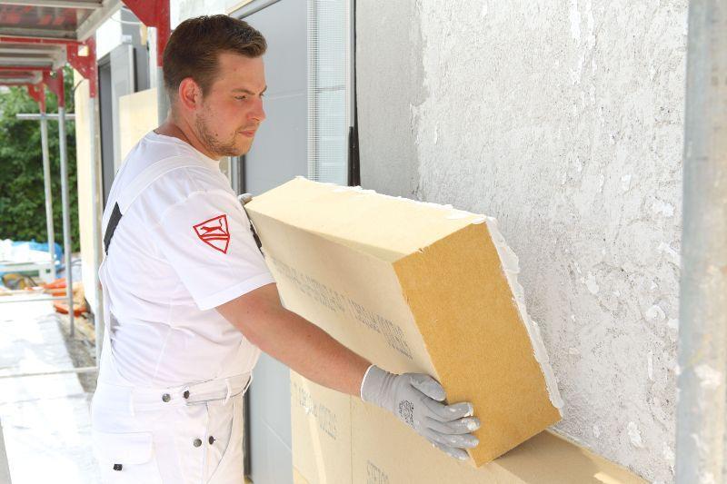 """""""Schwenk, quickmix, STEICOprotect dry, Referenz Fassade Schwenk"""""""